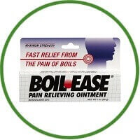 Boil Ease Pain Relieving Ointment Review